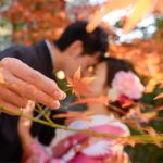 結婚式の前撮り!紅葉のロケーションでおすすめ10選【関東&関西エリア】