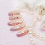 花嫁ネイルは短い爪でも楽しめる!結婚式向きデザインを紹介