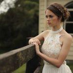 結婚式は髪型で花嫁の魅力をアップ!面長編