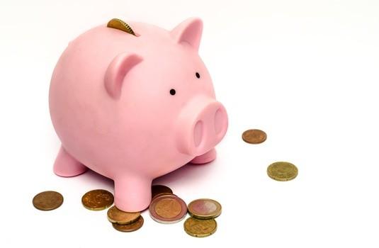 business-money-pink-coins-medium