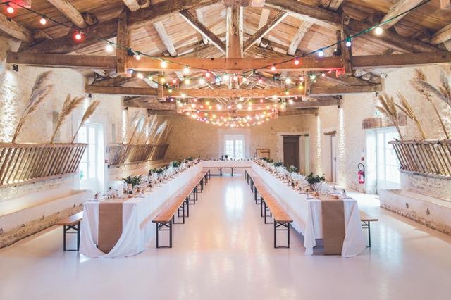 結婚式の二次会の準備