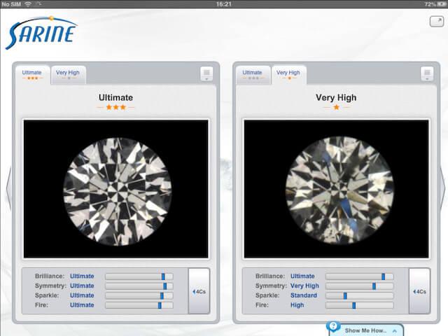 エクセルコダイヤモンドサリネライト