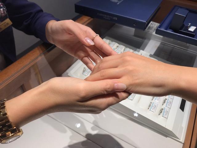 ダイヤモンドシライシ体験レポデザイン診断