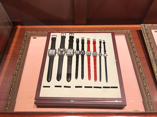 ケイウノ体験レポ時計