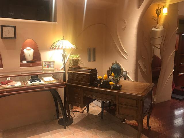 ケイウノ体験レポアンティーク家具