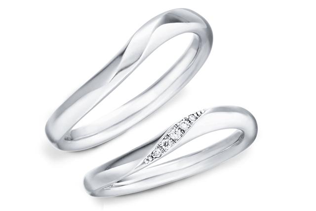 トレセンテ結婚指輪フローラ