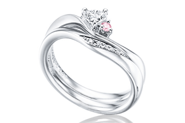 トレセンテ婚約指輪結婚指輪