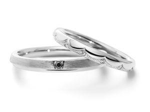 エクセルコダイヤモンド結婚指輪ルヴォワール