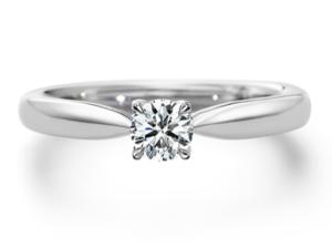 エクセルコダイヤモンド婚約指輪エクセルシア正面