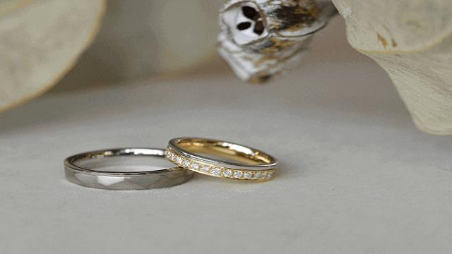 エタニティの結婚指輪オーダーメイド