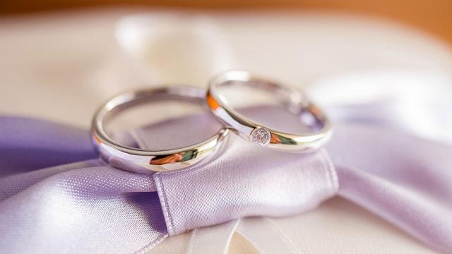 結婚指輪 かまぼこ型 甲丸型