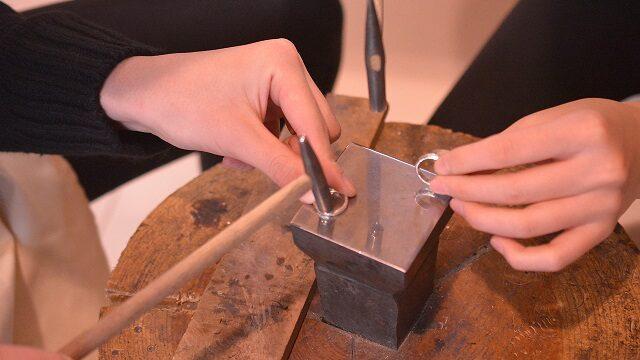 工房スミスの結婚指輪と婚約指輪