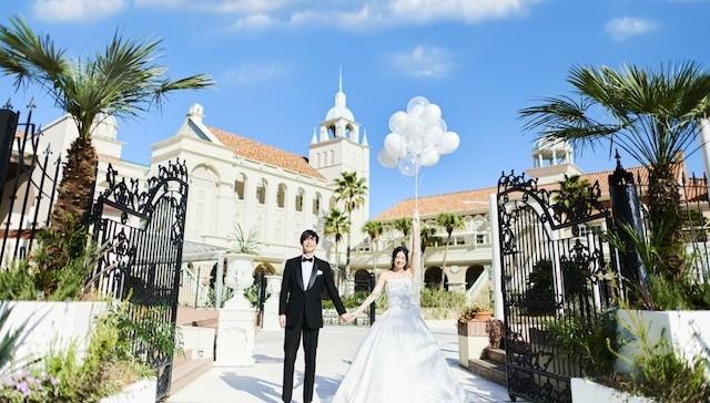 マリゾン 結婚式