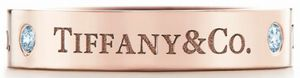 ティファニーTiffany & Co.®・RGダイヤあり