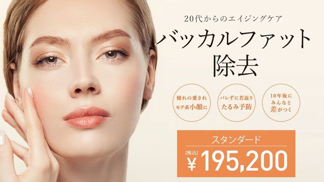 TCB東京中央美容外科 小顔矯正